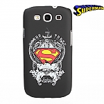 Samsung Galaxy S III I9300 DC Comics Heroes - Superman Honer N Truth Phone Case (Limited Edition)