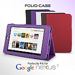 Folio Case for Google Nexus 7 Asus(2012) (Side Open)