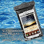 Waterproof Phone Bag for Samsung Galaxy Note