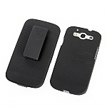 Samsung Galaxy S III I9300 Protective Case with Holster