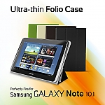Samsung Galaxy Note 10.1 GT-N8000 Ultra-thin Folio Case