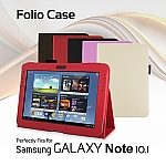 Folio Case for Samsung Galaxy Note 10.1 GT-N8000 (Side Open)