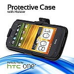 HTC One S Protective Case with Holster