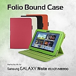 Folio Bound Case for Samsung Galaxy Note 10.1 GT-N8000