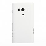 Sony Xperia acro S Marble Pattern Protective Back Case