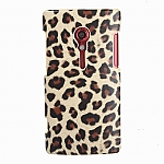 Sony Xperia Ion LT28i Leopard Stripe Back Case