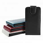 HTC One X Fashionable Flip Top Leather Case