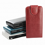 Sony Xperia P LT22i Fashionable Flip Top Leather Case