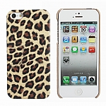 iPhone 5 / 5s / SE Leopard Stripe Back Case