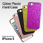 iPhone 5 / 5s / SE Glitter Plactic Hard Case