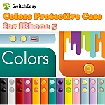 SwitchEasy COLORS Protective Case for iPhone 5 / 5s