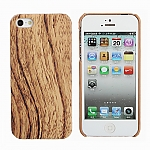 iPhone 5 / 5s / SE Woody Patterned Back Case
