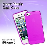 iPhone 5 / 5s / SE Matte Plastic Back Case