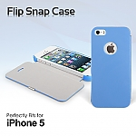iPhone 5 / 5s / SE Flip Snap Case