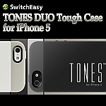 SwitchEasy TONES Duo Tough Case for iPhone 5 / 5s