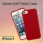 iPhone 5 / 5s / SE  Glossy Soft Plastic Case