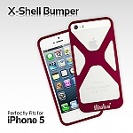 iPhone 5 / 5s / SE X-Shell Bumper