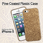 iPhone 5 / 5s / SE Pine Coated Plastic Case