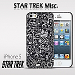 iPhone 5 / 5s Star Trek - Star Trek Misc Phone Case (Limited Edition)