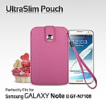 UltraSlim Pouch for Samsung Galaxy Note II GT-N7100