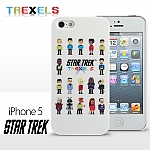 iPhone 5 / 5s Star Trek - TREXELS Phone Case (Limited Edition)