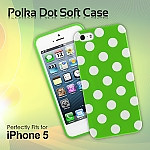 iPhone 5 / 5s / SE Polka Dot Soft Case