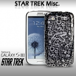 Samsung Galaxy S III I9300 Star Trek - Star Trek Misc Phone Case (Limited Edition)
