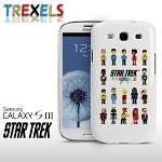 Samsung Galaxy S III I9300 Star Trek - TREXELS Phone Case (Limited Edition)