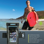ARMOR-X Aqua Gear Series - 6 Meters Waterproof Case + Earphone Set for iPhone / Android Phone / Mobile Phone