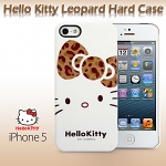iPhone 5 / 5s Hello Kitty Leopard Hard Case (Limited Edition)