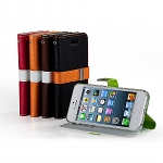 Momax iPhone 5 / 5s Flip Diary Case