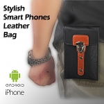 Stylish Smart Phones Leather Bag