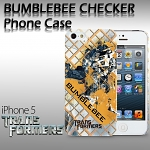 iPhone 5 / 5s Transformers - BumbleBee Checker Phone Case (Limited Edition)