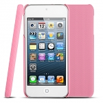 iPod Touch 5G Metallic-Like Plastic Back Case