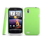 HTC Desire X T328e Rubberized Back Hard Case