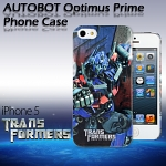 iPhone 5 / 5s Transformers - AUTOBOT Optimus Prime Phone Case (Limited Edition)