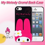 iPhone 5 / 5s My Melody Grand Back Case (Limited Edition)