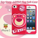 iPhone 5 / 5s Toy Story - LOTSO Play Soft Case (Limited Edition)