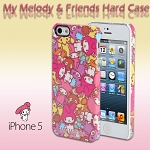 iPhone 5 / 5s My Melody & Friends Hard Case (Limited Edition)
