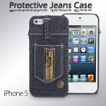 iPhone 5 / 5s / SE Protective Jeans Case