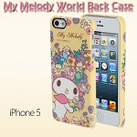 iPhone 5 / 5s My Melody World  Back Case (Limited Edition)