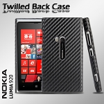 Nokia Lumia 920 Twilled Back Case