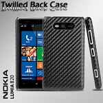 Nokia Lumia 820 Twilled Back Case