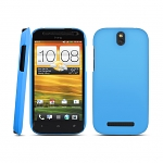 HTC One SV Rubberized Back Hard Case