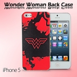 iPhone 5 / 5s DC Comics Heroes - Wonder Woman Back Case (Limited Edition)
