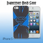 iPhone 5 / 5s DC Comics Heroes - Superman Back Case (Limited Edition)