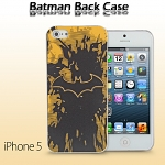 iPhone 5 / 5s DC Comics Heroes - Batman Back Case (Limited Edition)