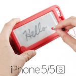 iPhone 5 / 5s / SE Sketch Board Back Case