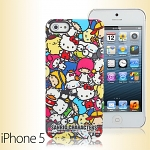 iPhone 5 / 5s Hello Kitty & Friends Hard Case (Limited Edition)