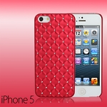 iPhone 5 / 5s / SE Shiny Rhombus Back Case